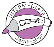 Certified Copic Intermediate