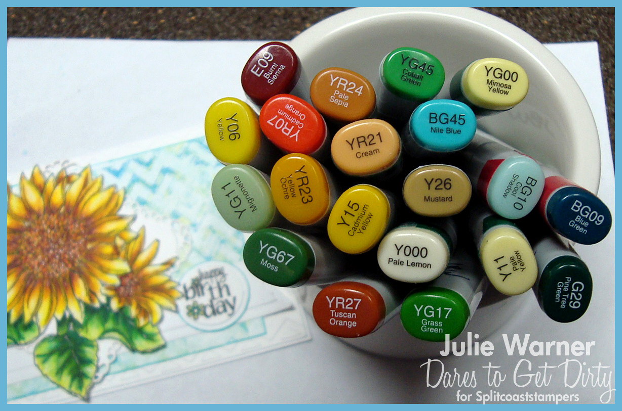 Julie Warner – http://thewritestuff.justwritedesigns.com