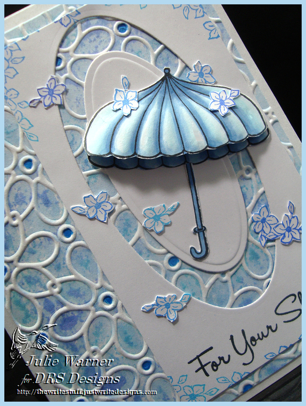Blue Umbrella cu 03084