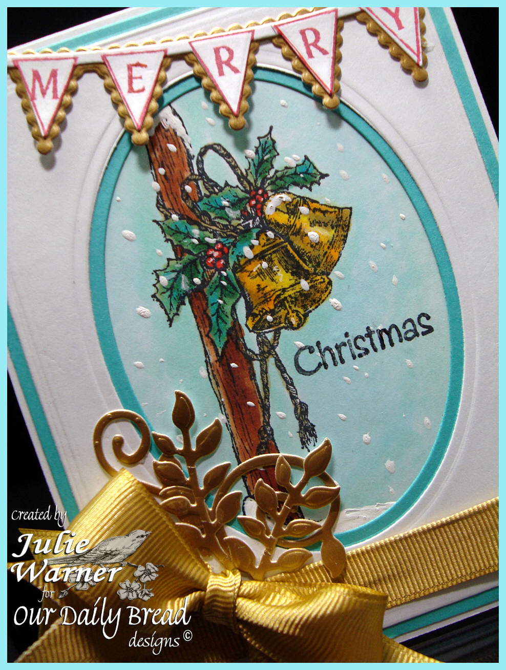 Christmas Banner cu 04109