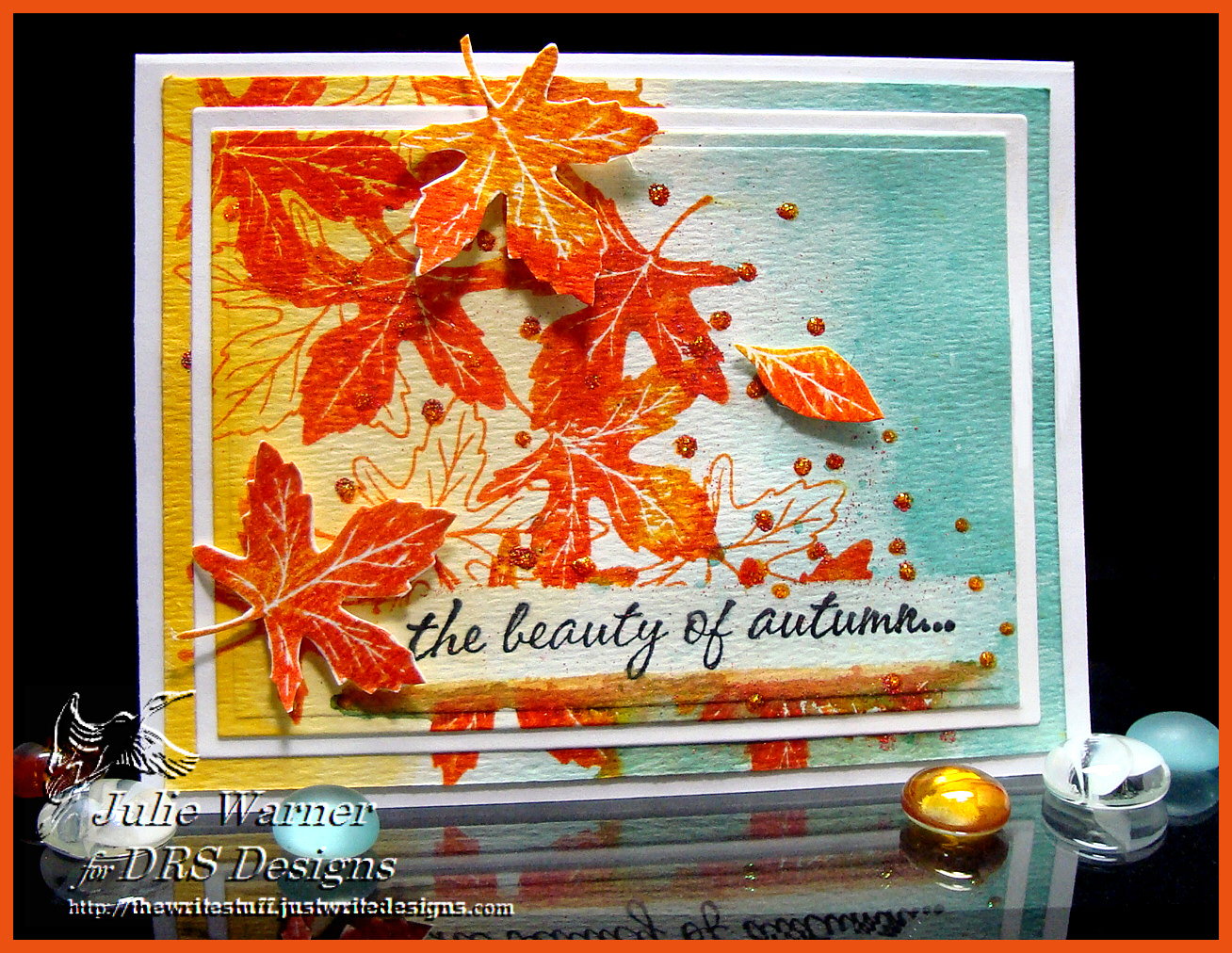 Autumn Watercolor 04572