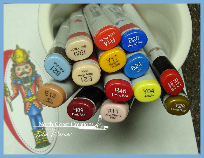 NCC RWB Nutcracker copics 05105