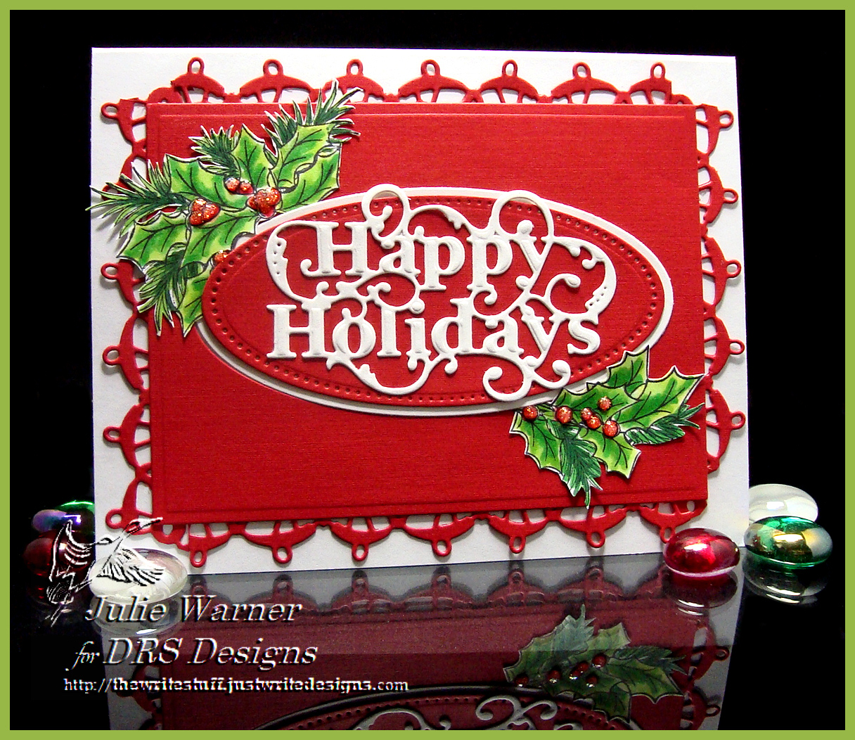 Holiday Red 05294