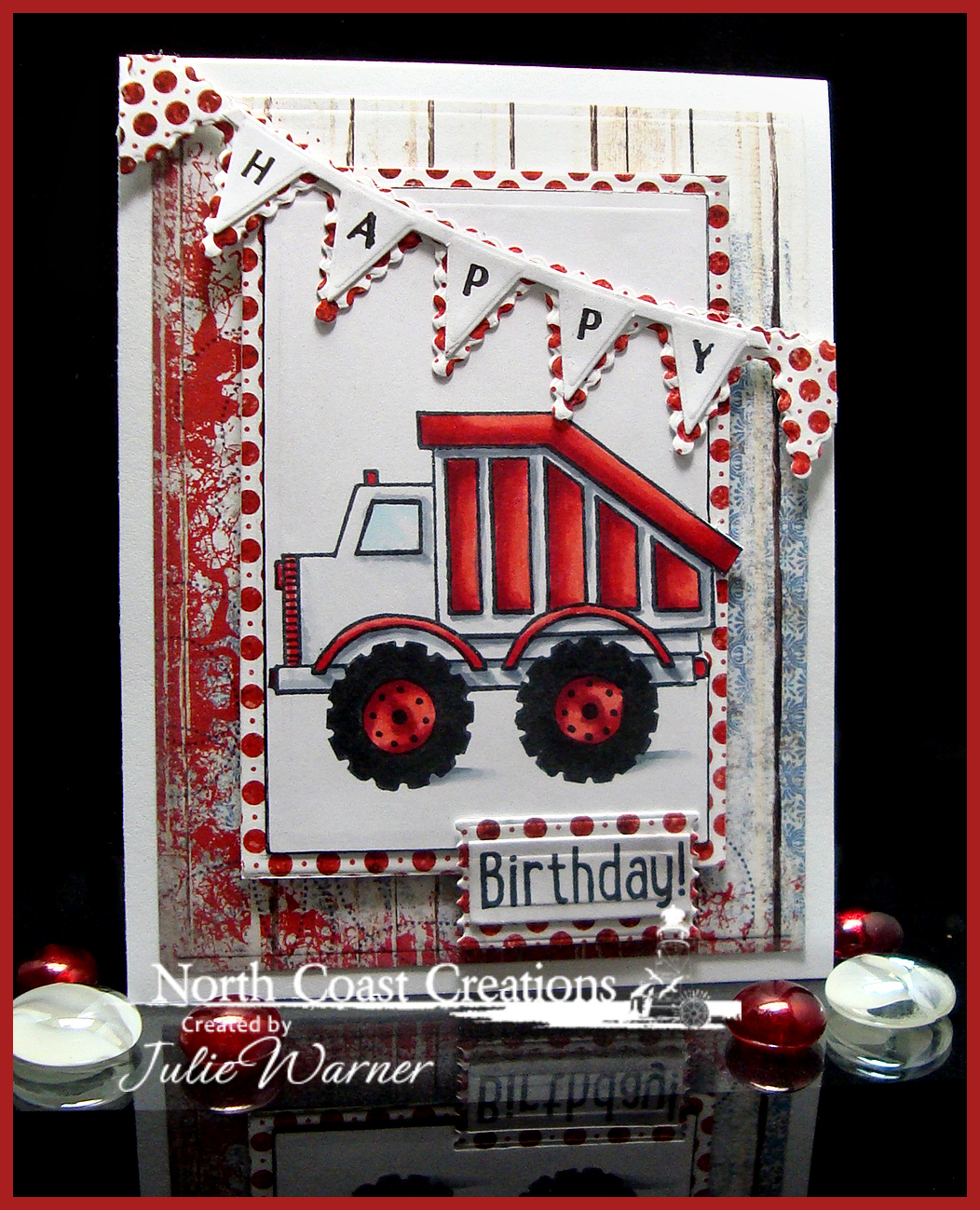 NCC Red Truck Bday 05439