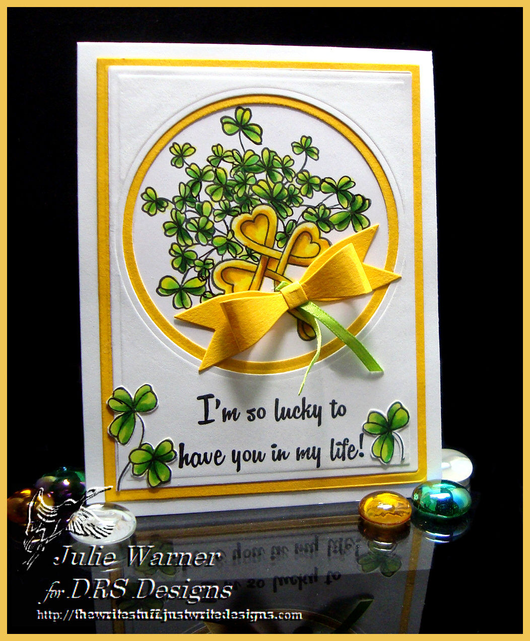 Shamrock Bouquet 05708
