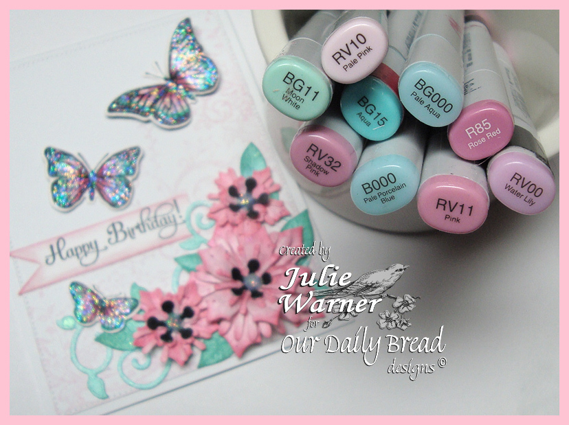 Butterfly Birthday copics 06495