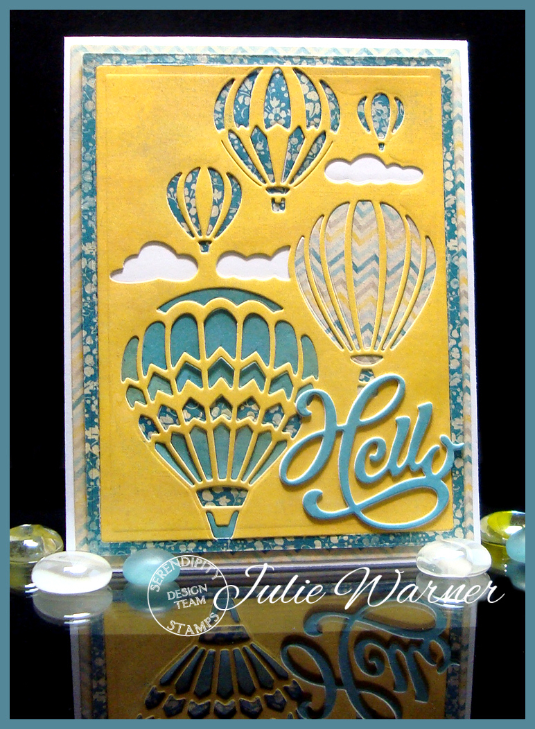 Paper Pieced Balloons 07156