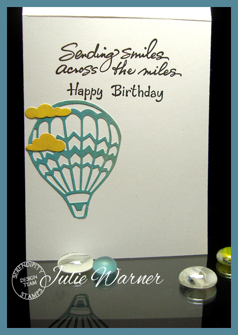 Paper Pieced Balloons inside 07160