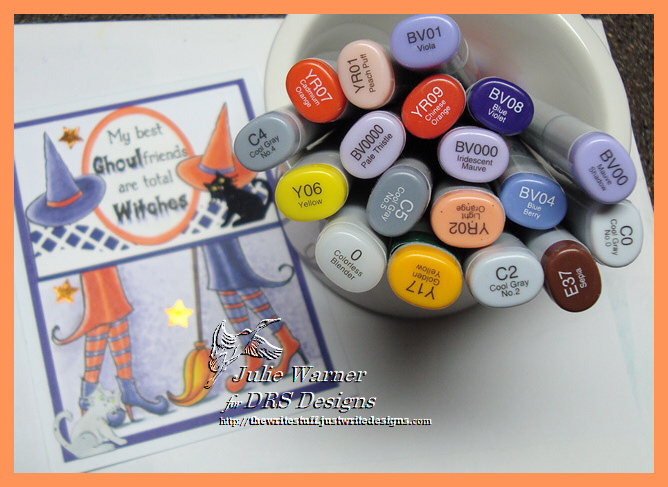Best Ghoulfriends copics 07458