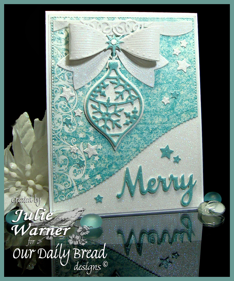 Merry Ornament 07940