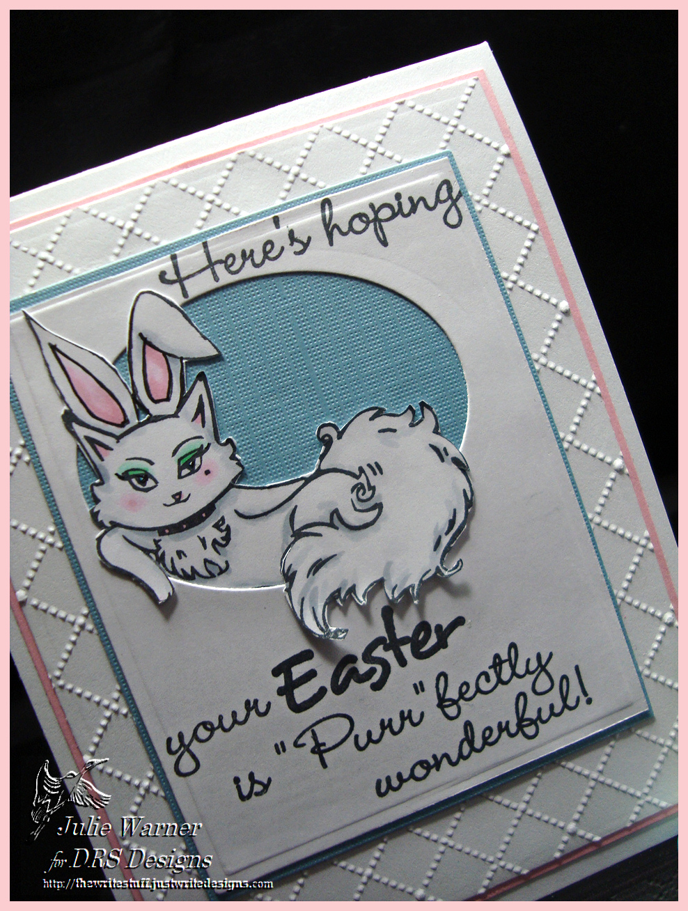 Purrfect Easter cu05727