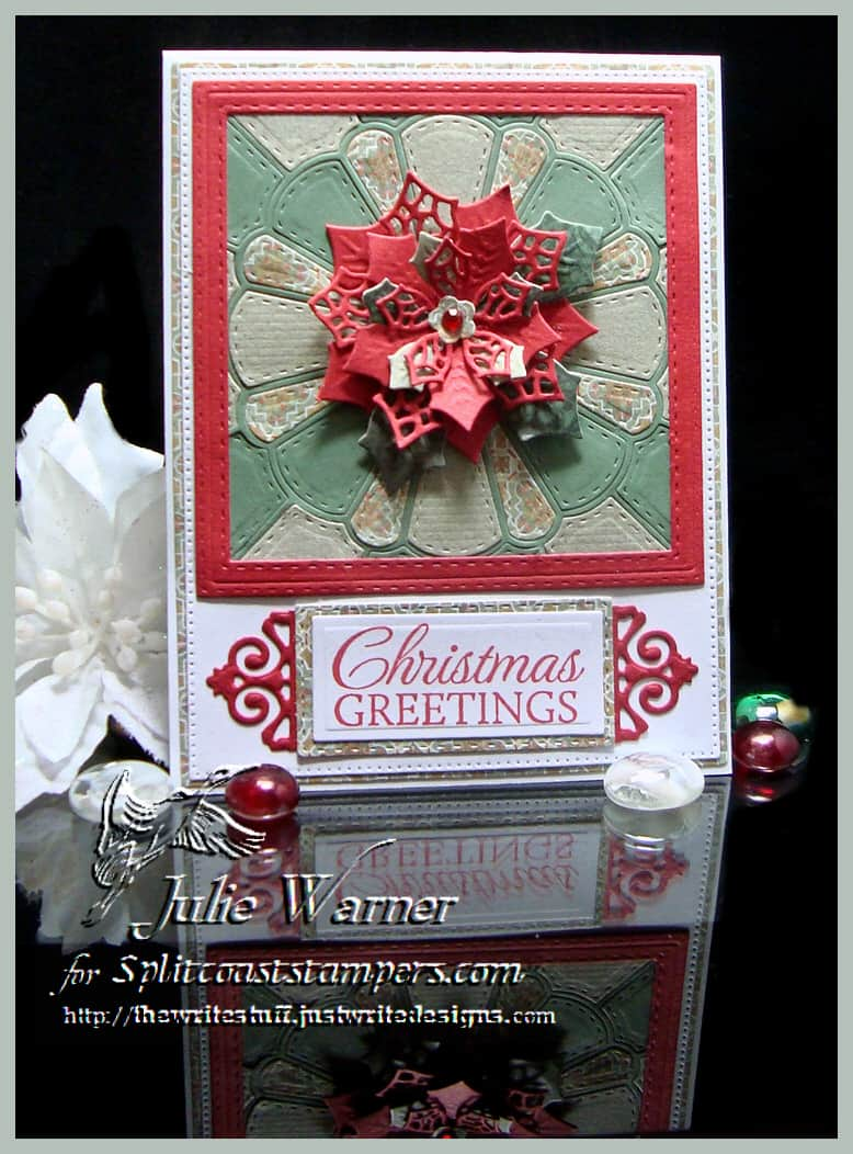 Christmas Quilt scs 08899