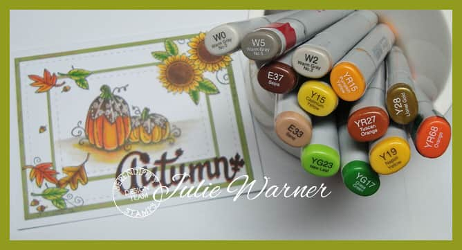 Autumn Pumpkins copics 09780