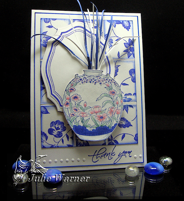 Delft Tile Card
