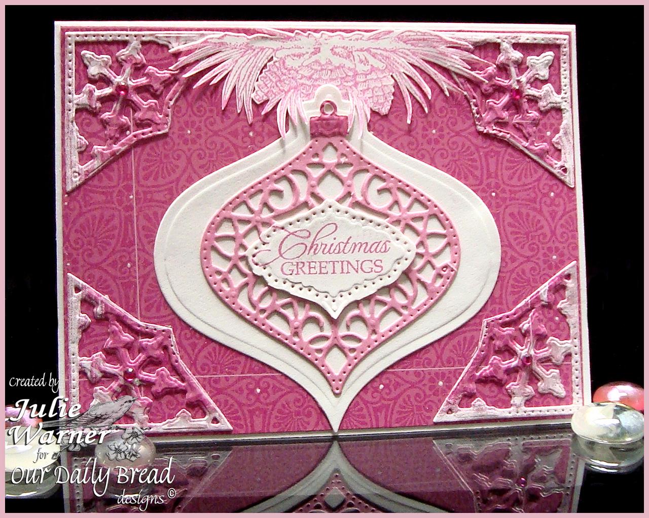 Pink Ornament 01953