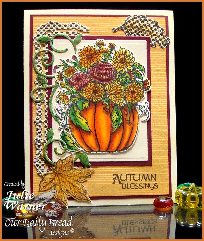 Flower Pumpkin 02077