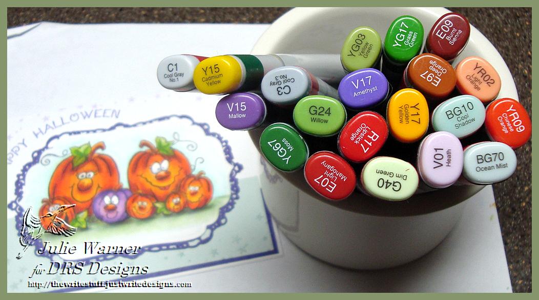Purple Pumpkin copics 01920