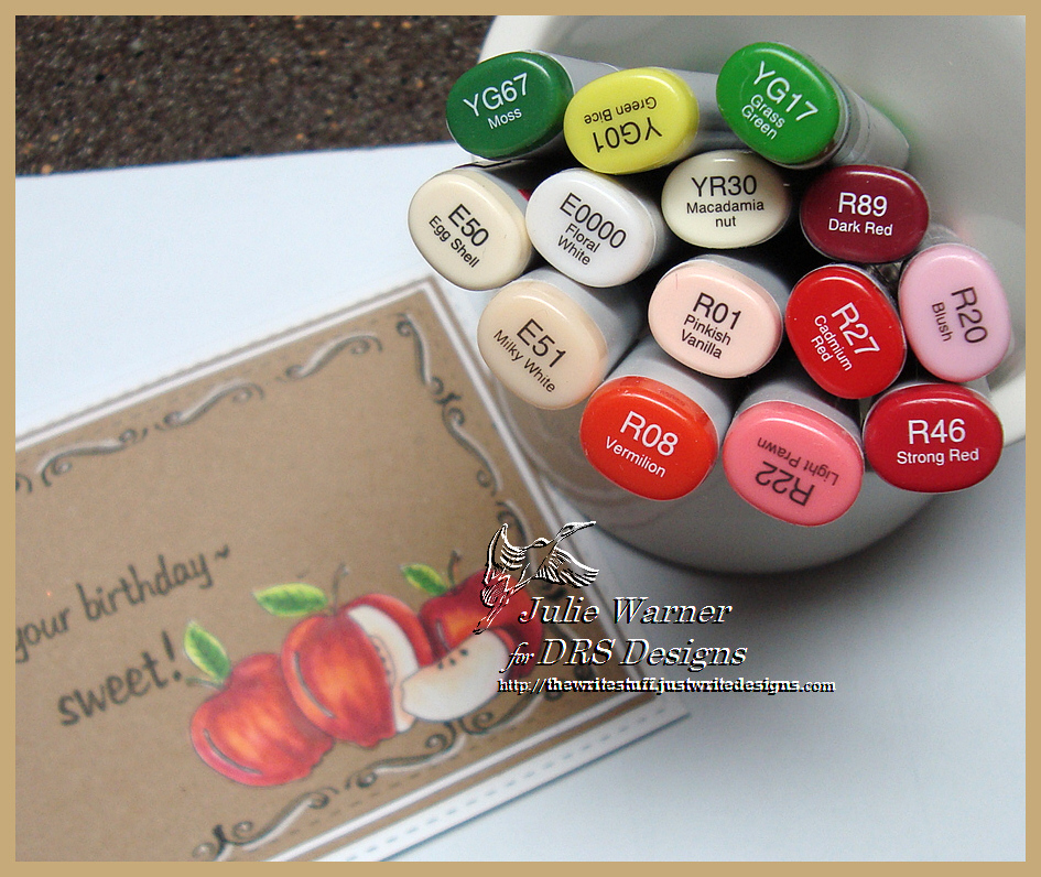 Sweet Applies copics 03957