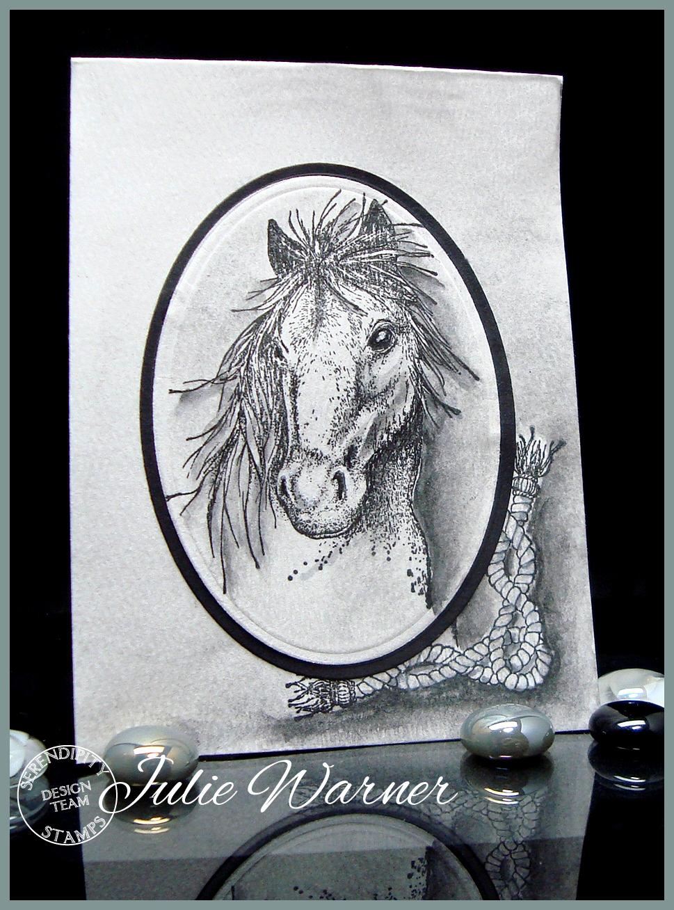 Mustange Portrait inside 04281