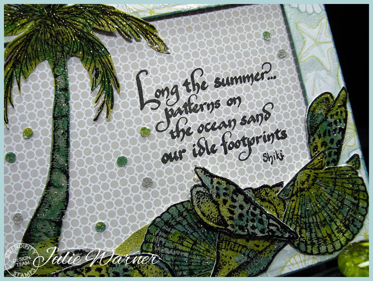 Seashell Summer cu 04291