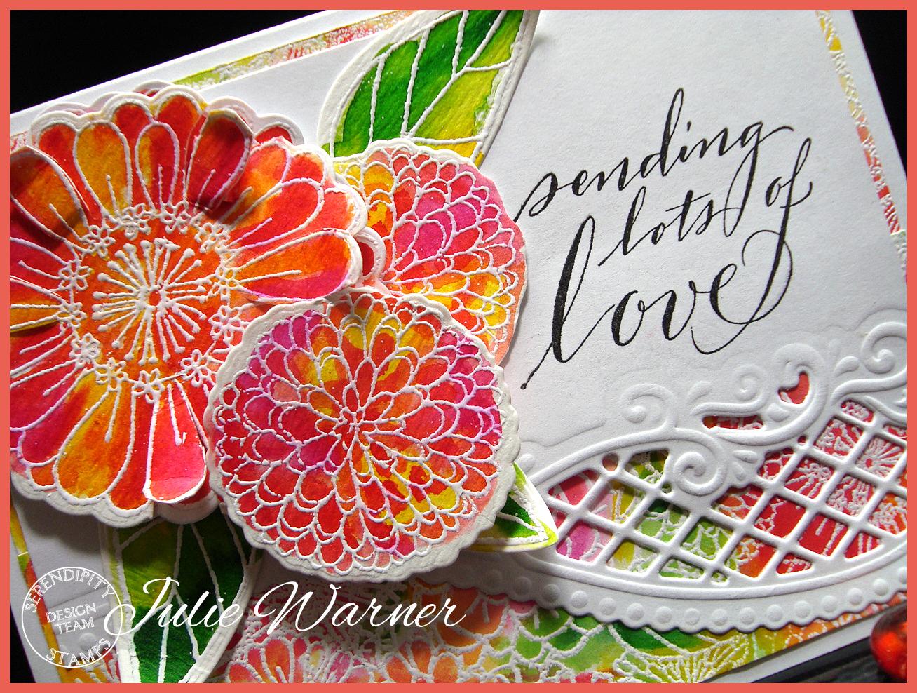 Sending Flowers cu 04347