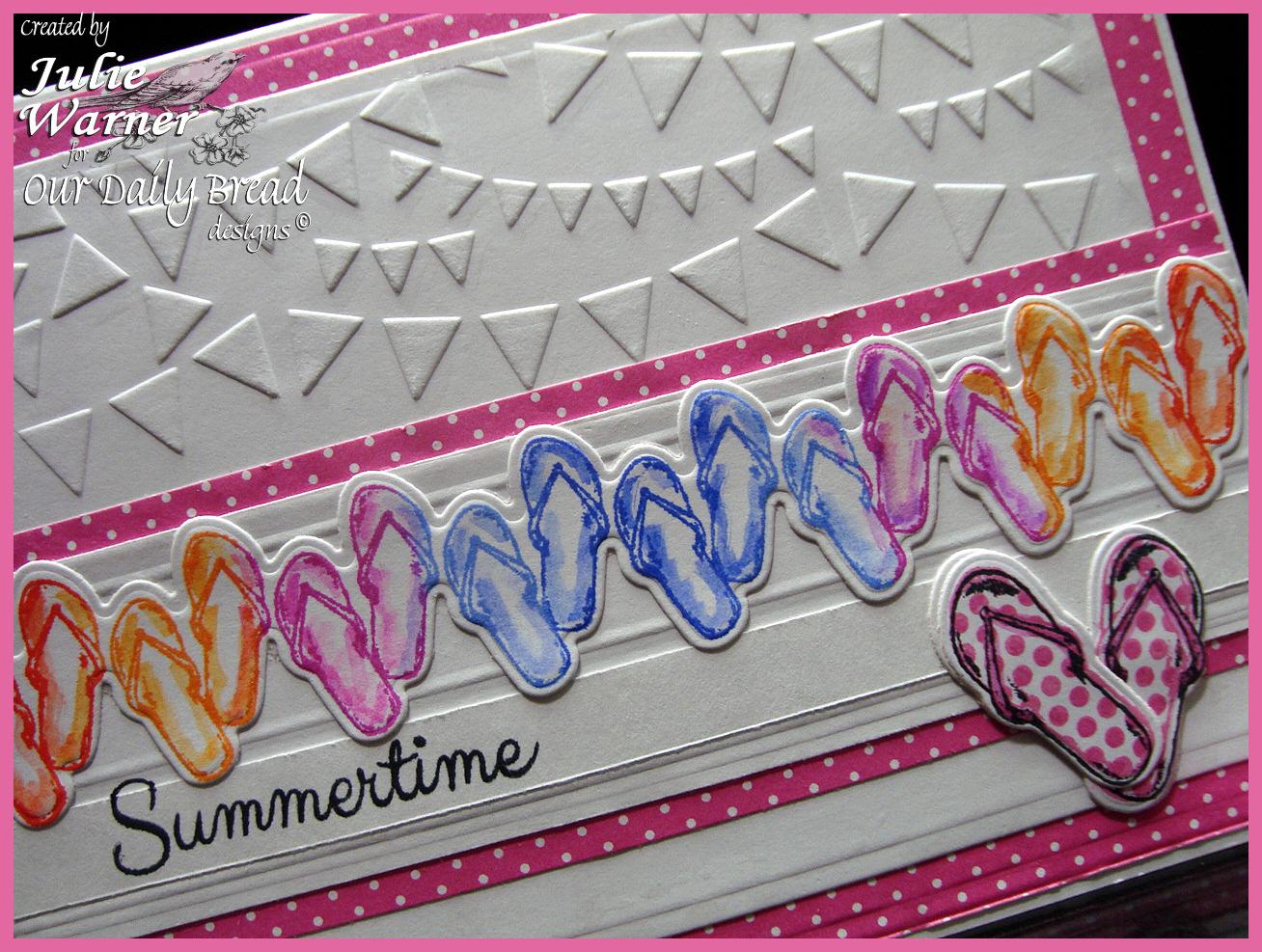 Summertime FlipFlops cu 04335