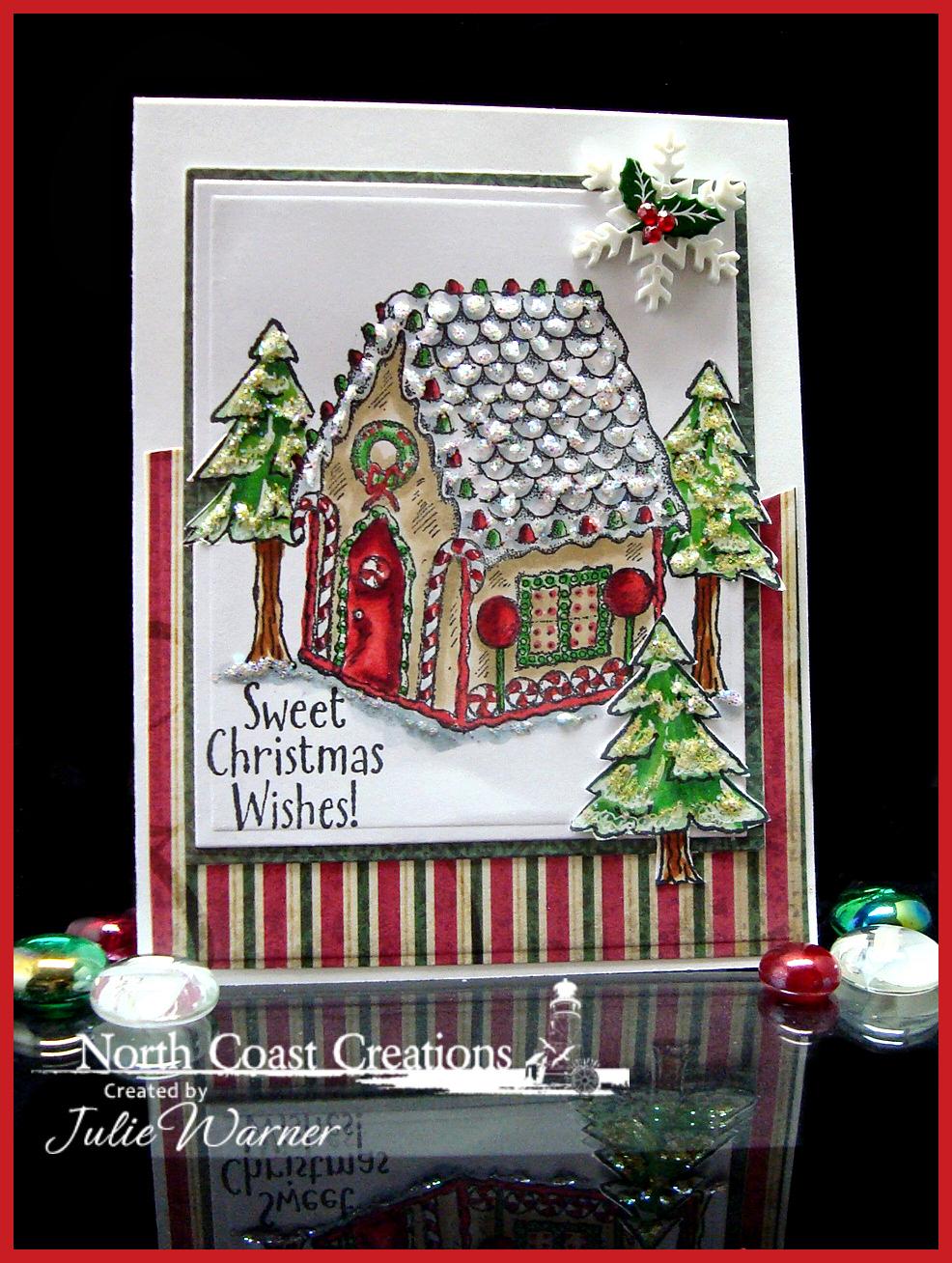 NCC Christmas House 04552