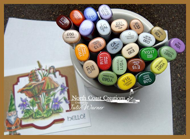 NCC Garden Gnome copics04535