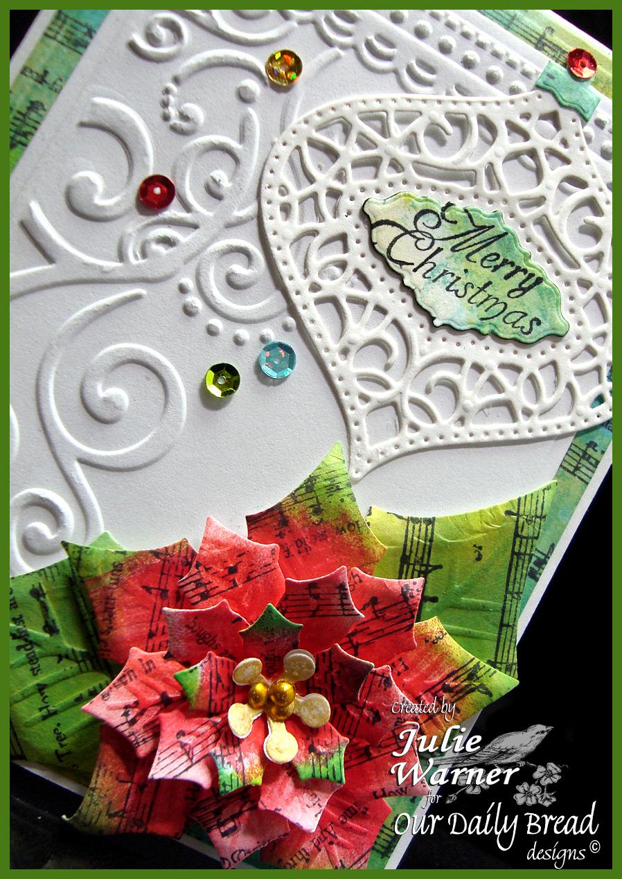 Christmas Poinsettia cu 04830
