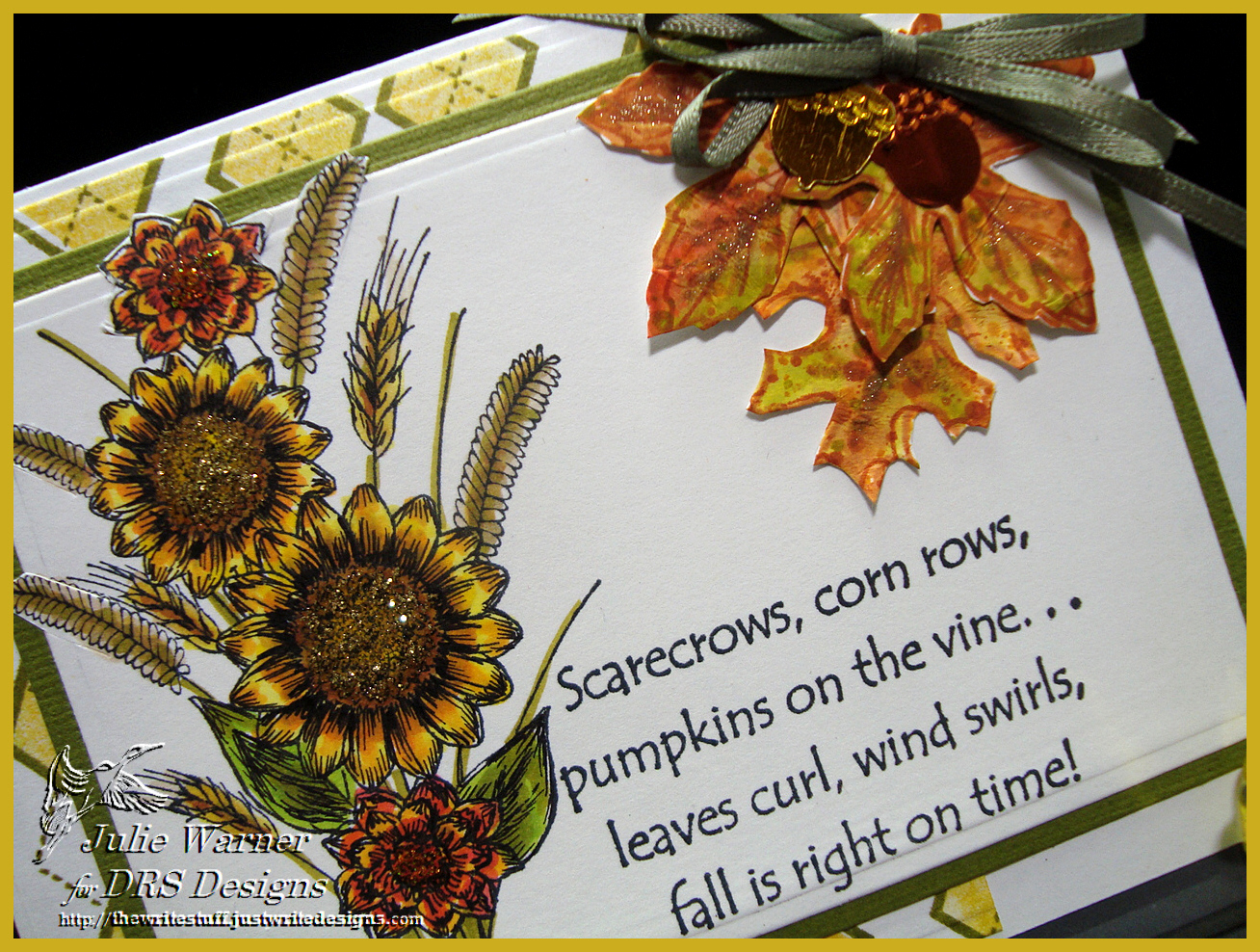 Fall Flowers cu04628