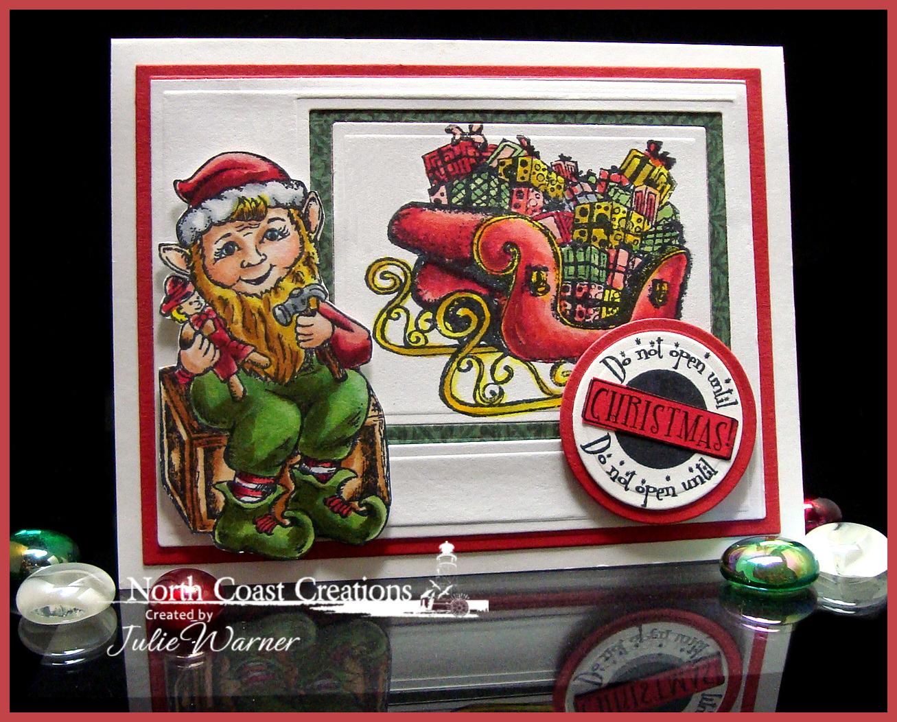 NCC Santas Elf 04714