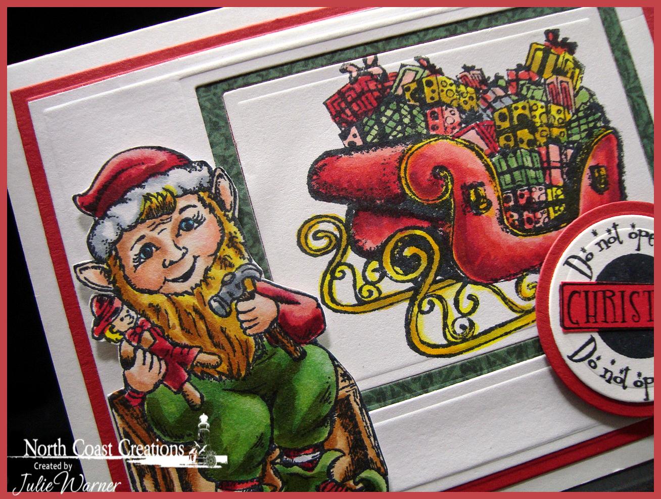 NCC Santas Elf cu 04717