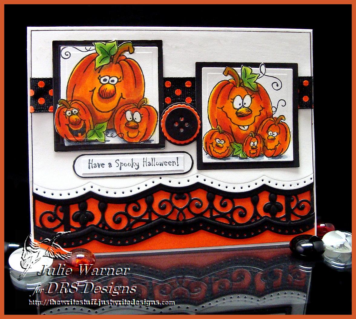 Spooky Jackolanterns 04589
