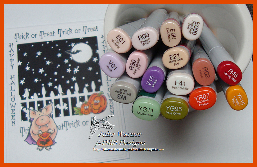 Starry Halloween copics 04884