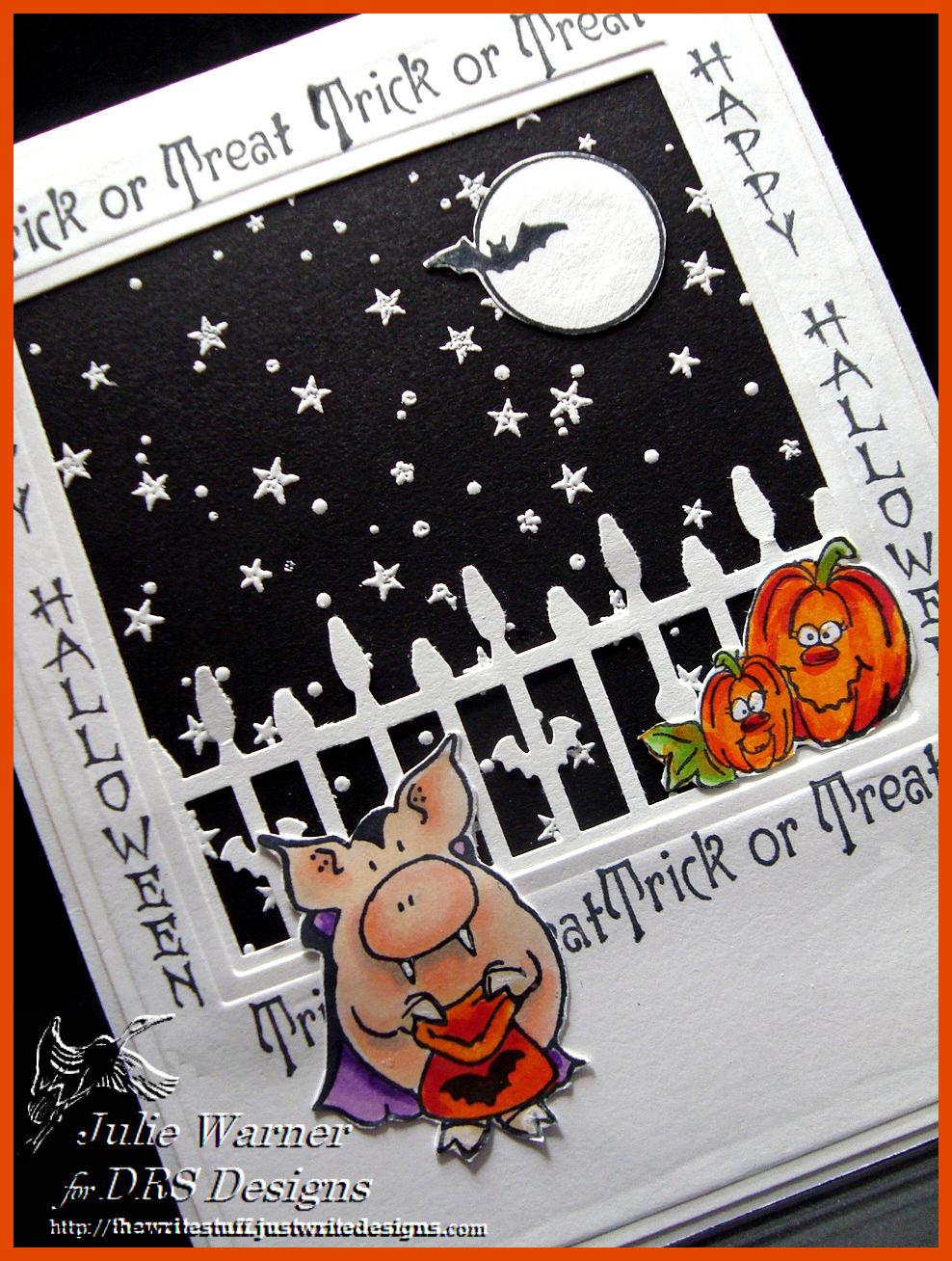 Starry Halloween cu 04887