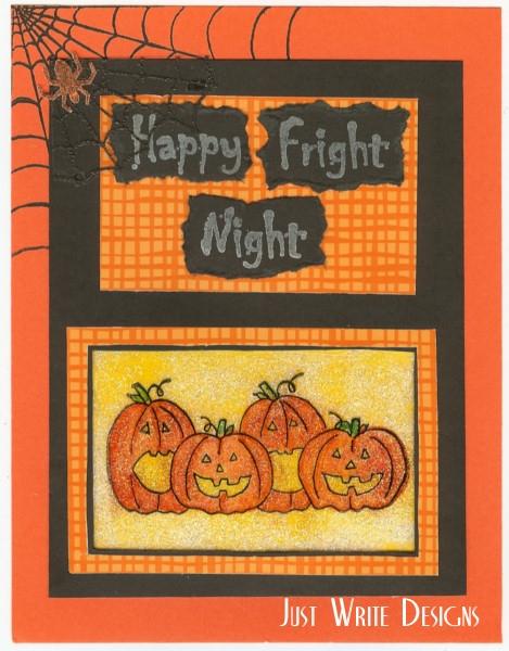 WT111 Fright Night