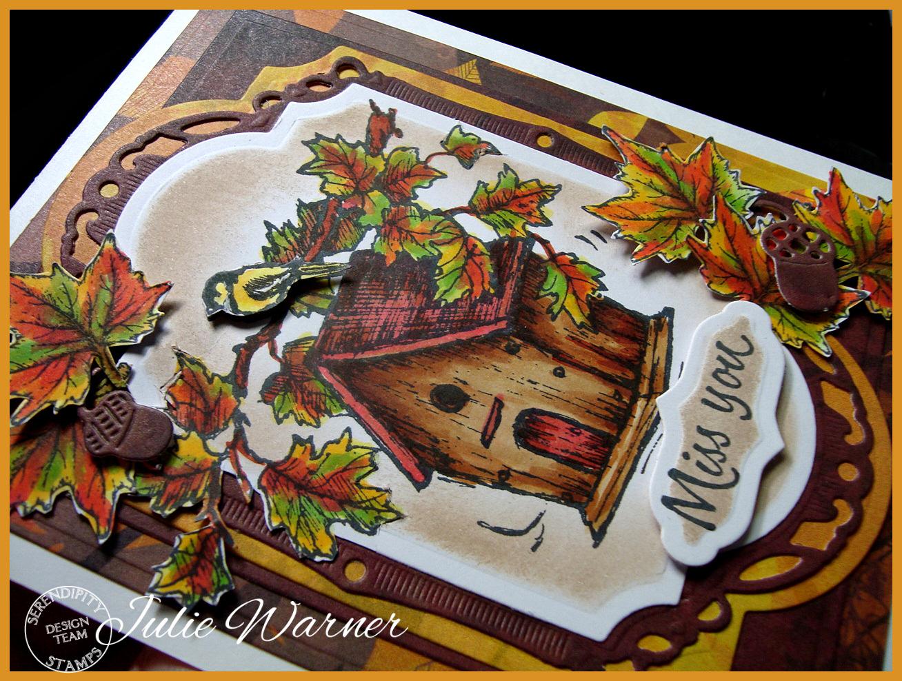Autumn Birdhous xcu 04980