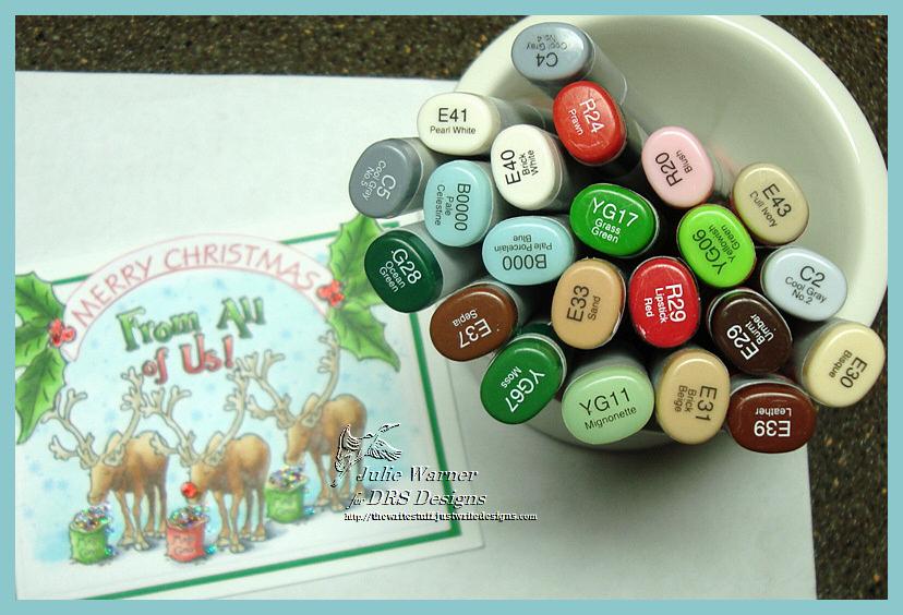 All Us Reindeer copics 05041