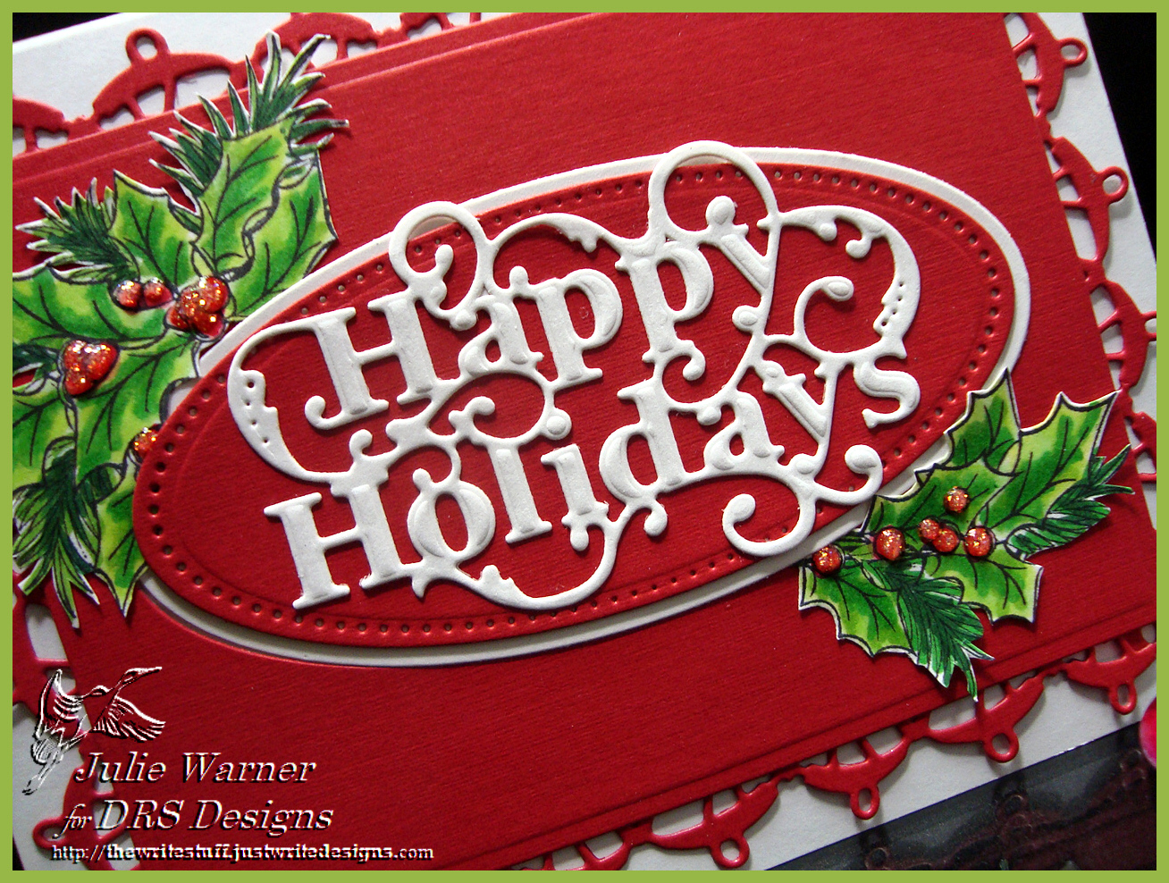Holiday Red cu 05296