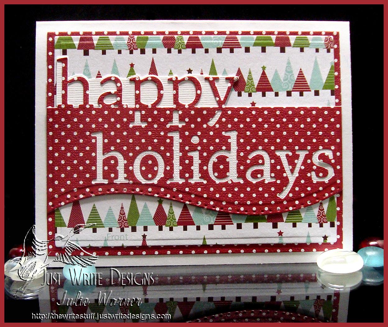 Holiday Trees 05269