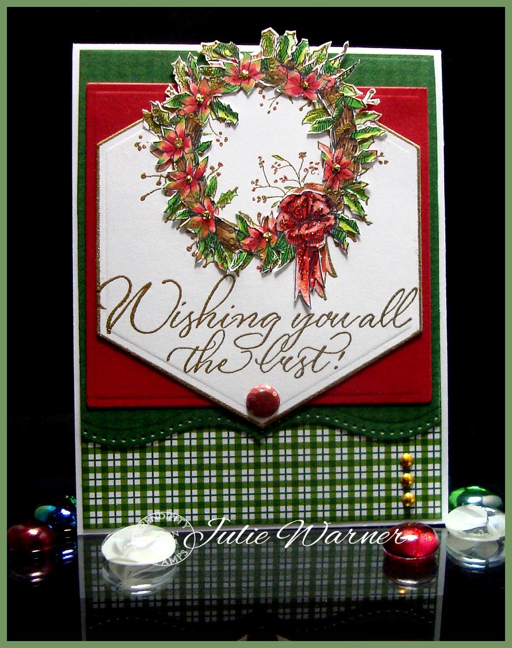 Holly Wreath 05314