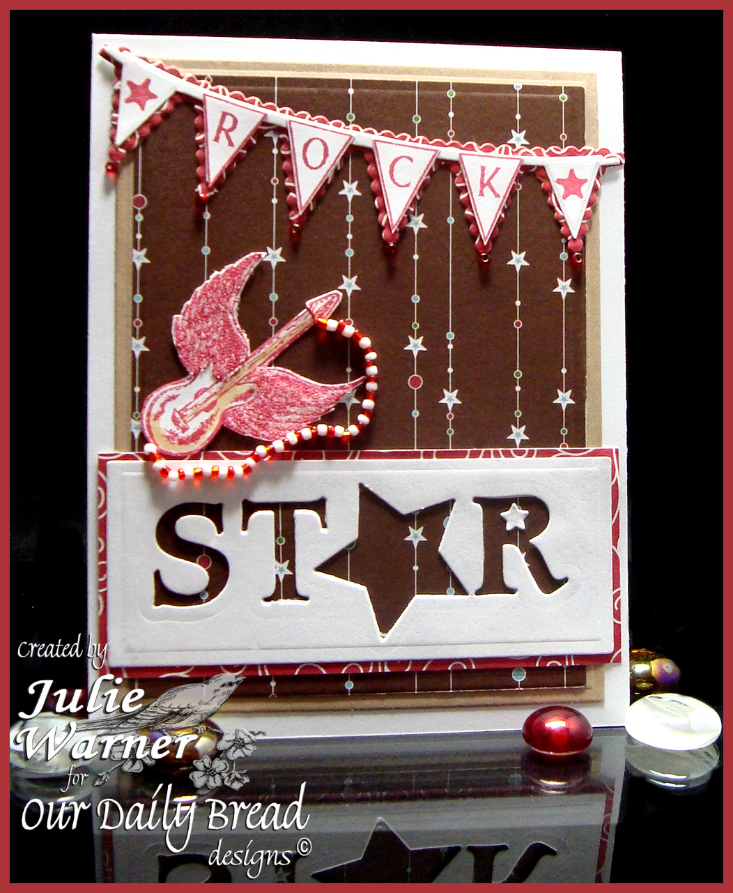 Beaded Rock Star 05520