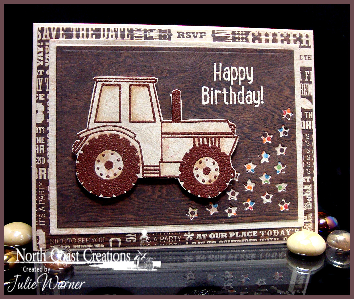 NCC Brown Tractor bday 05446