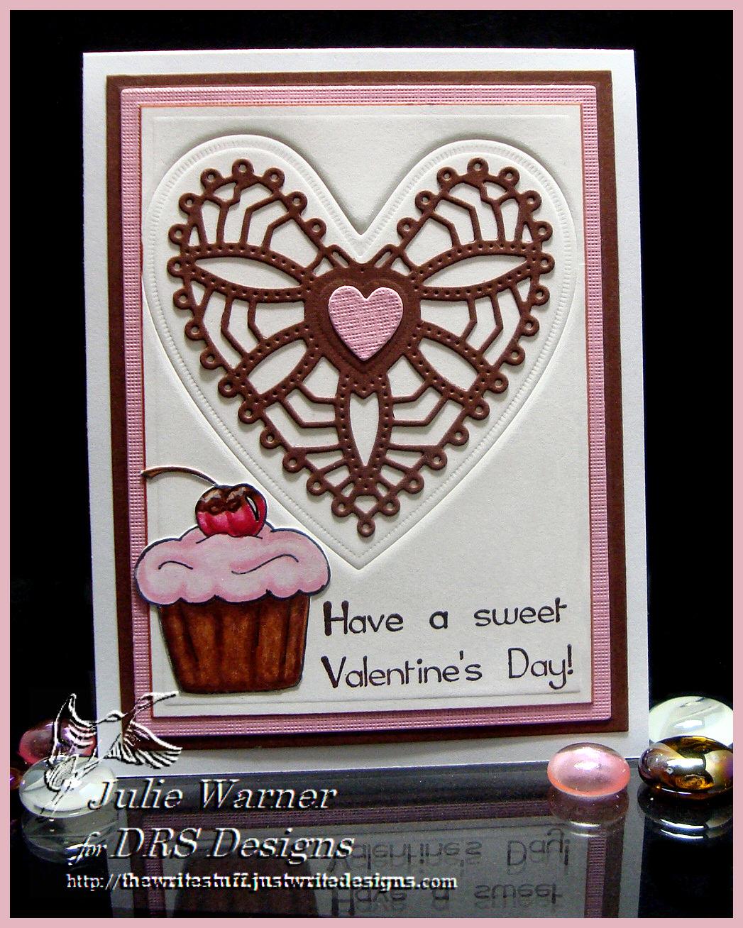 Cupcake Valentine 05350