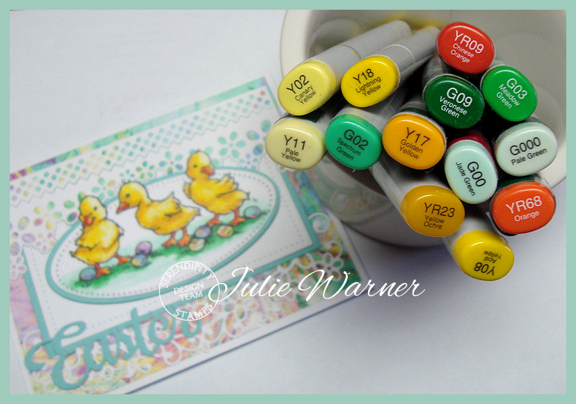 Easter Ducks copics 05642