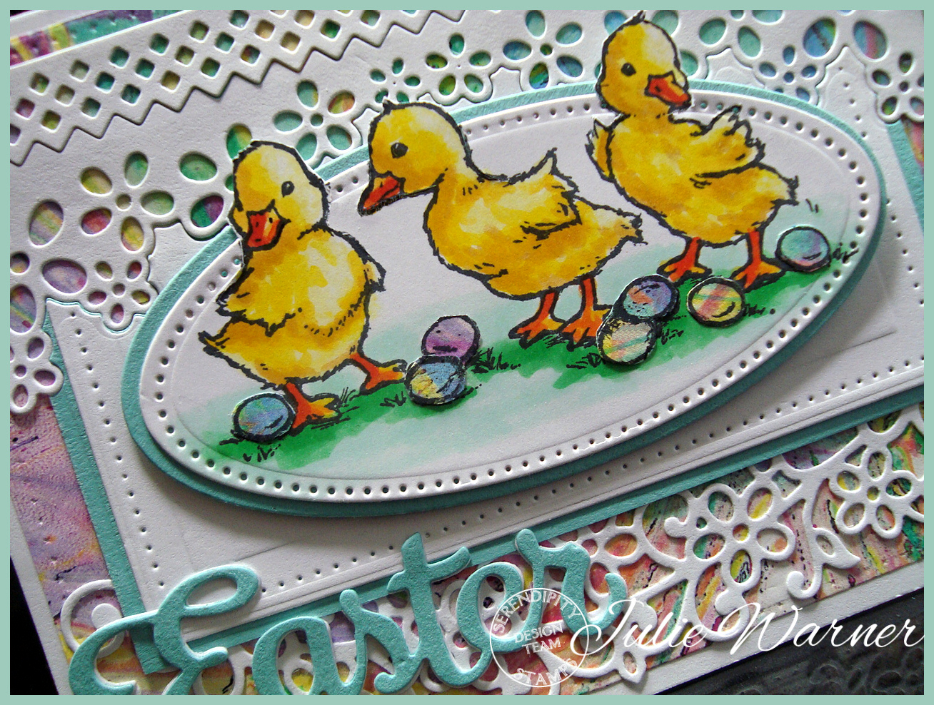 Easter Ducks cu 05653