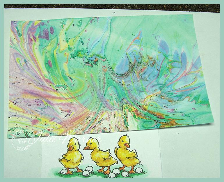 Easter Ducks paper 05639