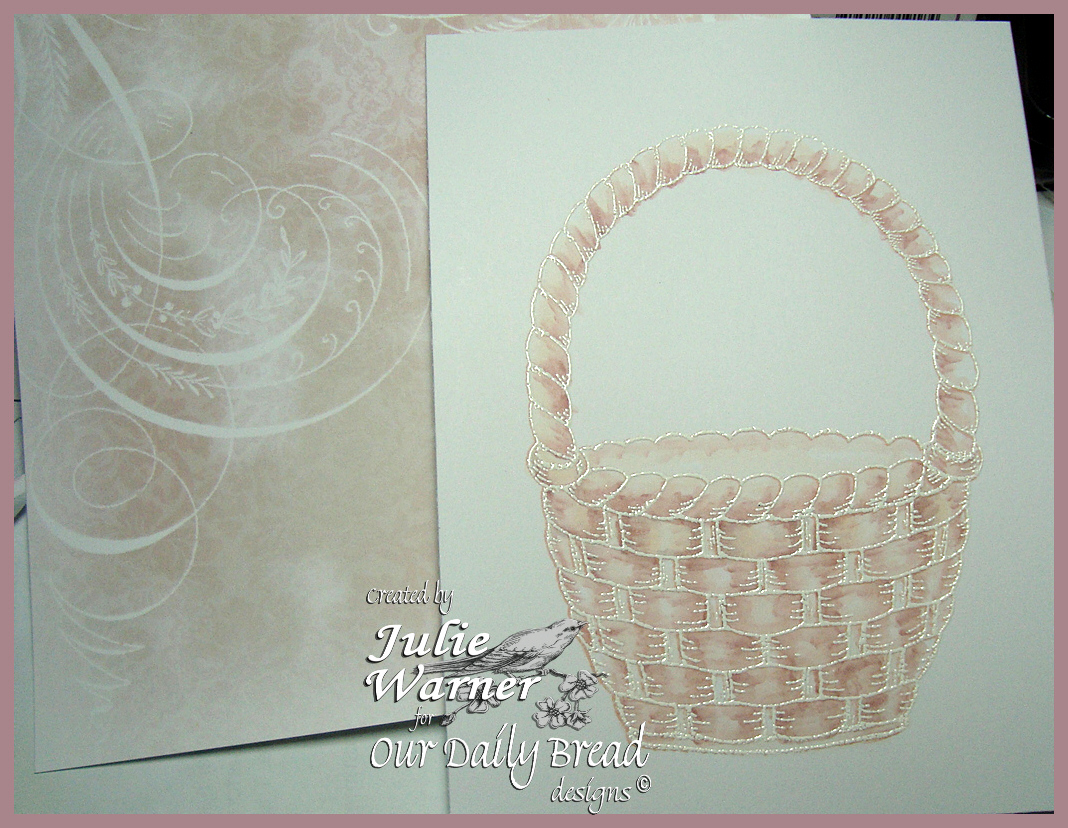 Eggcellent Easter embossed 05815