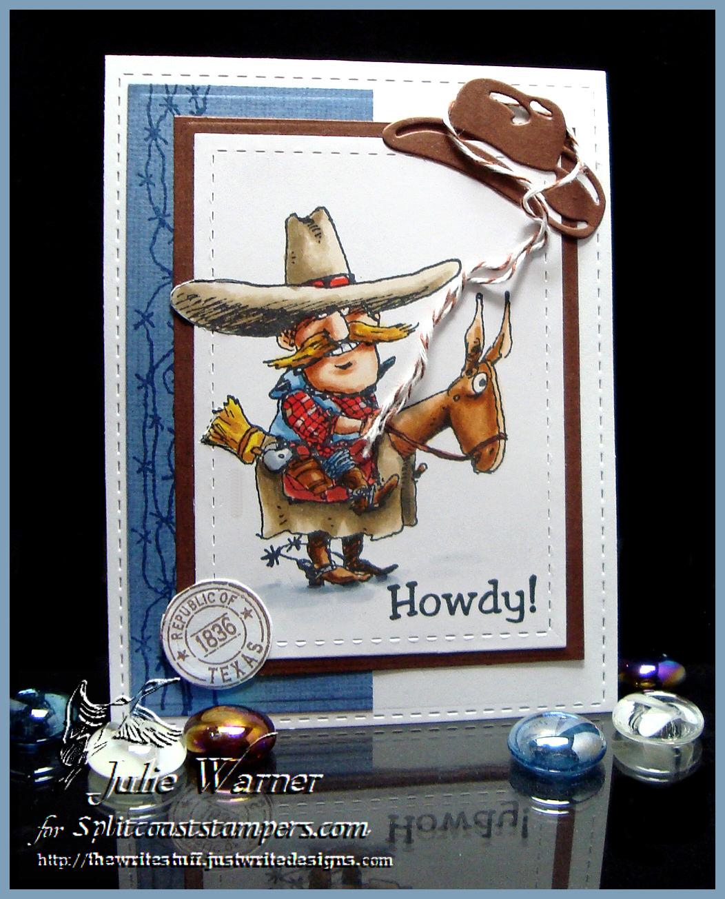 Howdy Cowboy 05675
