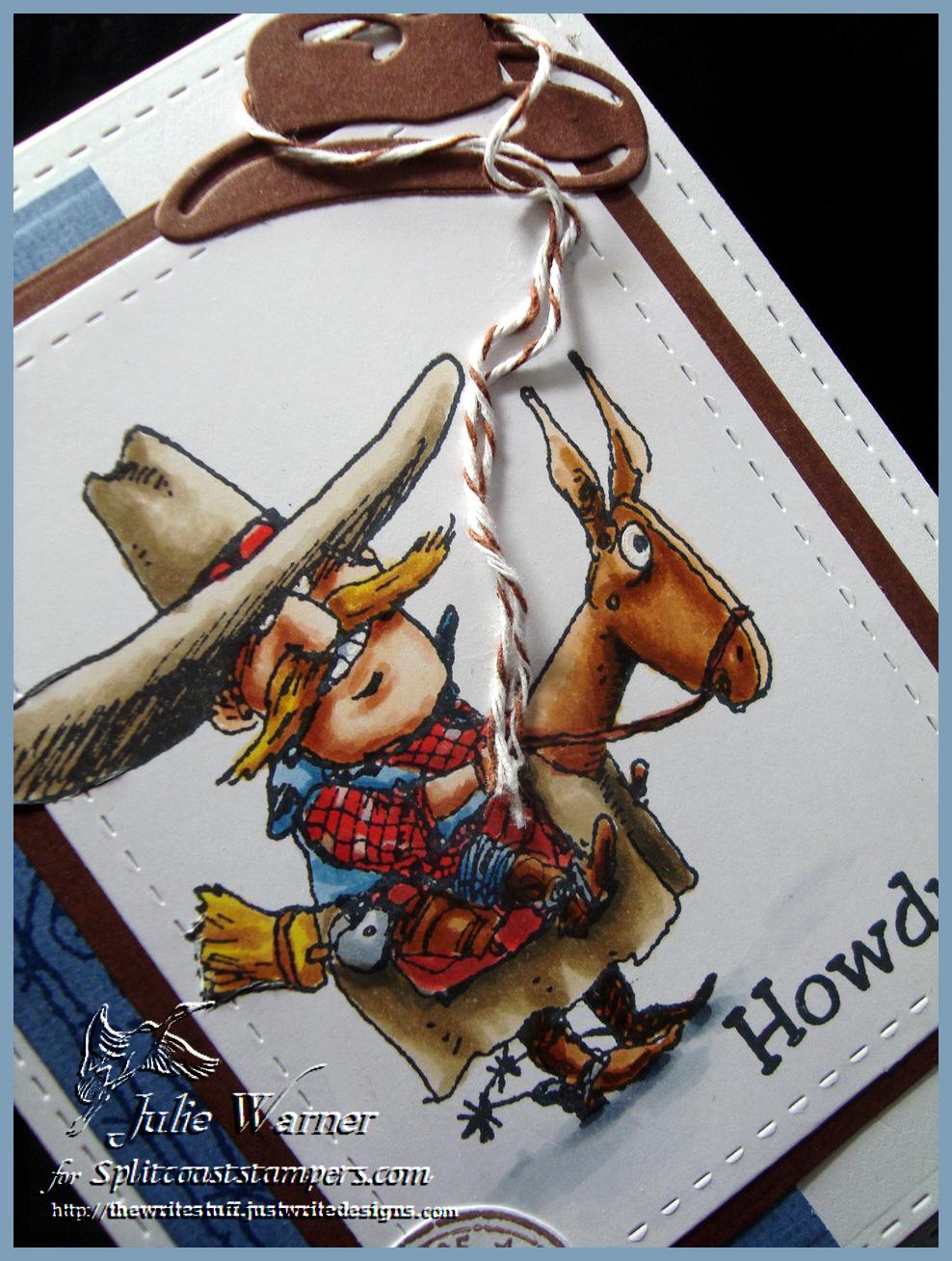 Howdy Cowboy cu 05677